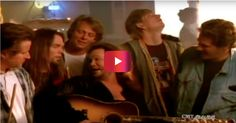 Watch the Travis Tritt video that reunited Glenn Frey and the Eagles back in the 90s