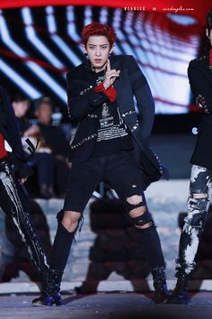 Chanyeol - 160621 KBS Open Concert Credit: Beagles. (KBS 열린음악회)