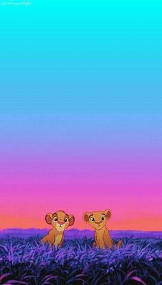 Disney - Lion King iPhone 5 Wallpaper
