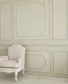 Pale Pink Parisian Interior