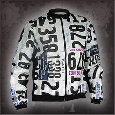 race bib jacket.... I'm making this baby!!