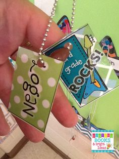 Celebrating Students with Printable Brag Tags {Freebie Alert!}