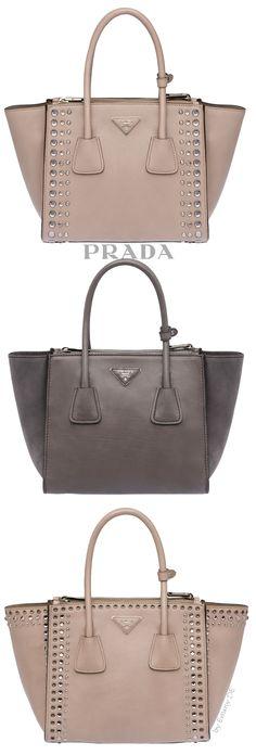 4c178cc72cd Brilliant Luxury by Emmy DE   Prada Totes 2015 Prada Tote, Prada Handbags,  Luxury