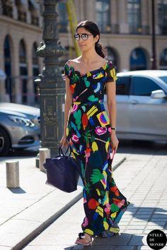 Vestidos casuales estampados 2019
