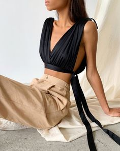 Summer Fashion Tips .Summer Fashion Tips Crop Top Outfits, Casual Summer Outfits, Cool Outfits, Autumn Outfits, Date Outfit Summer, Fall Fashion Outfits, Summer Dresses, Look Fashion, Womens Fashion