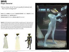 SRVR Character Profile #conceptart #jrpg #conceptartist #conceptartwork #fantasyart #rpg #sciencefiction #sciencefictionart #scifi #scifiart #environmentart #videogameart #characterdesign #illustration #digitalart #gameart #conceptual #concept #finalfanta