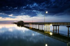 Fairhope Pier by casey.a.lee, via Flickr