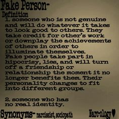 Fakes Narcissistic Behavior, Narcissistic Sociopath, Emotional Vampire, Emotional Abuse, Personality Disorder Types, Dysfunctional Relationships, I Am Not Afraid, Fake People, I Survived