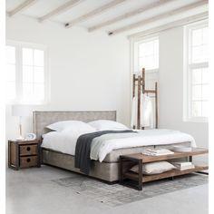 Boxspring Bed Pillow Talk
