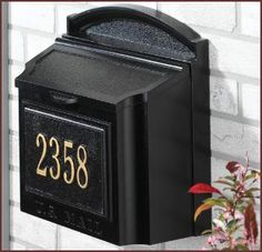 1000 Images About Mailboxes On Pinterest Custom