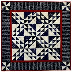 "do like this little quilt. It is only 25"" square. It is called ..."