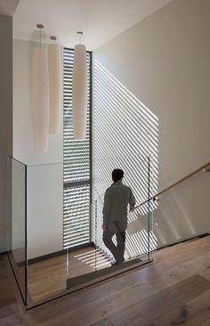 The Lantern House designed by Feldman Architecture