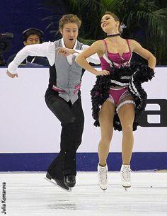 Nathalie Pechalat & Fabian Bourzat (FRA) - Photo: ice-dance.com