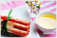『小黑炭日式低糖手工蛋捲』-層層酥脆、金黃實在的美味!@龜毛麗-iPeen愛評網 http://www.ipeen.com.tw/comment/638246