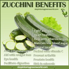 ☛ Do YOU eat zucchini?  Zucchini is part of the squash family, and makes a very delicious addition and texture to a variety of dishes. Like all squash, it is packed with many health benefits.  FOR THE HEALTH BENEFITS OF ZUCCHINI: http://www.stepintomygreenworld.com/healthyliving/greenfoods/health-benefits-of-zucchini/ ✒ Share | Like | Re-pin | Comment #StepIntoMyGreenWorld with #Love and #Gratitude #Empowerment #Hope #ConnectTheWorld #Health #Wellness #Food #Prevention #Zucchini