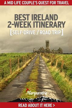 Marquestra Best Ireland 2-week Itinerary road trip self drive