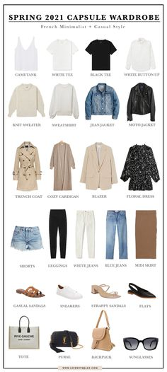 Minimalist Wardrobe Essentials, Minimal Wardrobe, Classic Wardrobe, Work Wardrobe Essentials, Wardrobe Basics, Capsule Wardrobe Casual, Capsule Outfits, Fashion Capsule, Fashion Outfits
