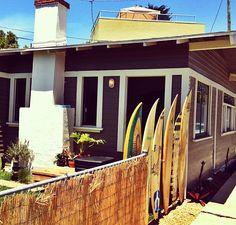 Modern Home Design - A California Entry - ELLE DECOR
