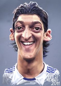 Mesut Özil Real Madrid (medium)
