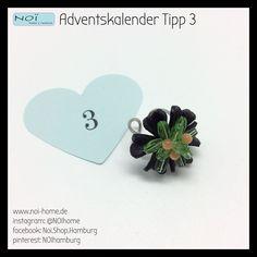 #Adventskalender #Tipp 3 Absolut bezaubernder Ring aus Leder und Perlen. Passt zu fasst jedem #Look #NOIhamburg #Ring #Schmuck