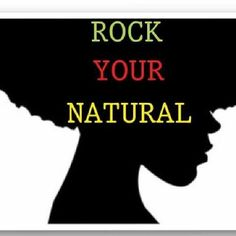 Do you boo! #RP from @byellis412 #teamnatural #naturalhair #naturalista