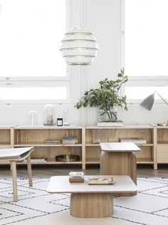time of the aquarius: Interior design project for NCC housing / Sisustusprojekti rakennusliike NCC.lle