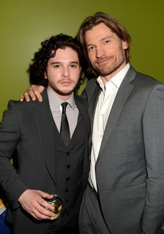 Pin for Later: 17 Things You May Not Know About Kit Harington He admires Jaime Lannister.