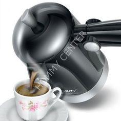 Arzum Ar 322 Kahwe Türk Kahvesi Robotu Siyah | Arzum | Çay Kahve Makinesi
