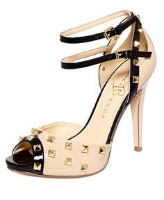 Ivanka Trump Shoes, Ayla Studded Platform Pumps - Shoe Trends - Shoes - Macys