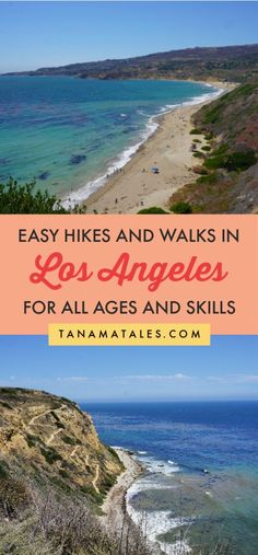 Easy Hikes in Los Angeles: For All Ages and Skills - Tanama Tales Hikes In Los Angeles, Los Angeles Travel, Usa Travel Guide, Travel Usa, Travel Tips, Travel Guides, California Travel, Southern California