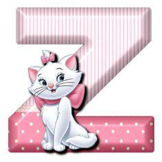 Z Cat Marie (Alphabets by Mónica Michielin)