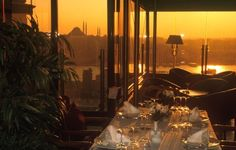 X Restaurant @Deniz Palas