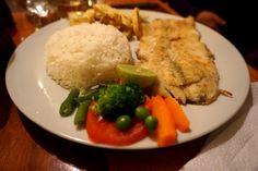 Foods of Peru: Trucha al Limon (Lemon Trout)