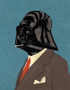 Star Wars Gentlemen by Chase Kunz (4)