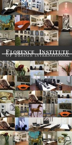 The Florence Institute of Design International.