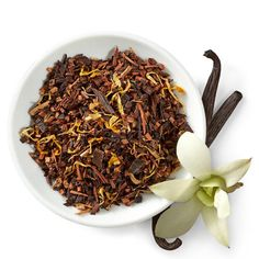 Honeybush vanilla herbal tea -Teavana