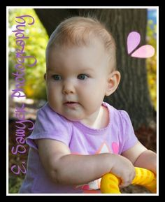 9 month baby fall photo