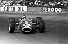 Jim Clark, Beckets, Lotus 49, 1967