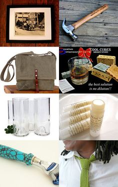 Gifts for Him by Hand in Handmade on Etsy--Pinned with TreasuryPin.com