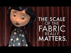 """Stop Motion Costume Designer Deborah Cook (""""The Boxtrolls"""", """"ParaNorman"""", """"Coraline"""") takes viewers inside her creative process in an exploration of where ideas come from."""