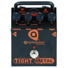 AMP TWEAKER TIGHT METAL. #epiClone