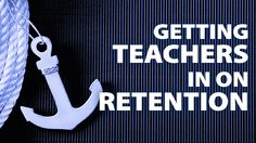 Get your teachers, faculty, staff, and coaches in on RETENTION!  They are the individuals that families and students remember the most and have the most emotional connection with (sorry you Heads of School.....) check out this course!