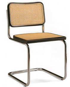 CESCA CHAIR - B-32 1928 BY: MARCEL BREUER HUNGARY