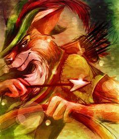 Robin Hood by ~WatchmenFreak on deviantART