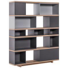 Cechy i korzyści: Balance to innowacyjna kolekcja, która pozwala dowolnie konfigurować regały, komody, biurka oraz szafki, praktycznie bez konieczności ich skręcania. W skład systemu wchodzą elementy ...