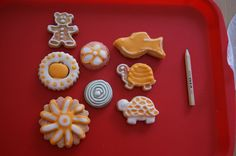 Taller de galletas con glasa