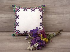 Check out this item in my Etsy shop https://www.etsy.com/listing/285389285/cross-stitch-pillow-cute-geometrical