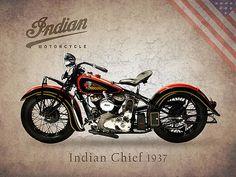 Mark Rogan - Indian Chief 1937