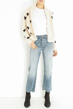 THE LASSO JEAN Duster Coat, Jackets, Collection, Style, Fashion, Down Jackets, Moda, La Mode, Jacket