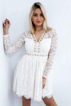 48637b9056 SUKIENKA LAMIA CREAM - Sprzedaż odzieży online dla kobiet